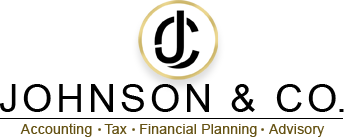 JOHNSON & CO. Logo